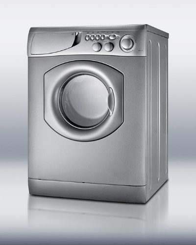 Summit Appliance Awd129 Front Loading 24 Inch Washer And