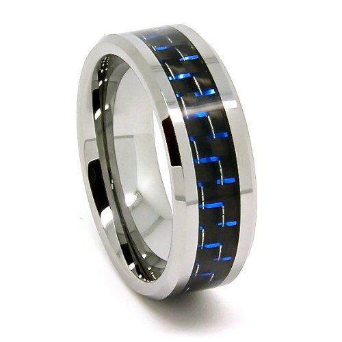 Wedding Bands Black Mens Wedding Bands