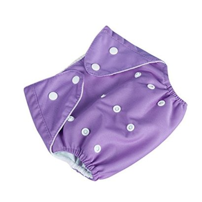 EFINNY-Kids-Girls-Boys-Adjustable-Reusable-Baby-Washable-Cloth-Diaper-Nappies