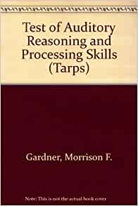 Amazon Test Of Auditory Reasoning And Processing