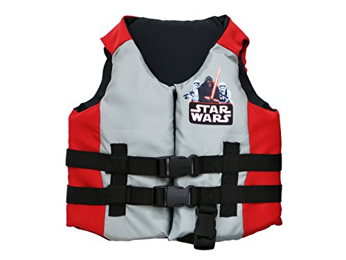 SwimWays Child Size Star Wars PFD Life Jacket