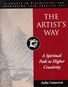 "Cover of ""The Artist's Way: Spiritual Pat..."