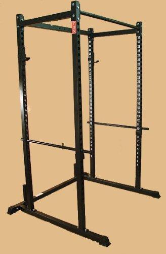 Super Power Rack-Black