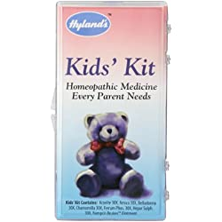 Hyland's Natural Homeopathic Medicine and Remedies Starter Kit for Kids, 1 Kit