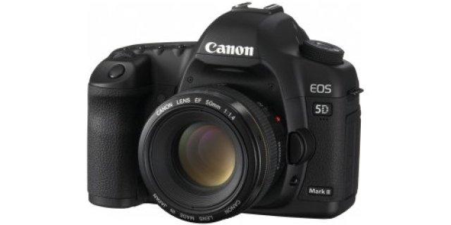Canon EOS 5D Mark II Digital SLR Camera Review