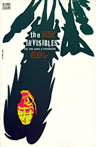 "Cover of ""The Invisibles Vol. 1: Say You ..."