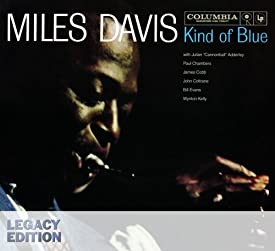 "Cover of ""Kind of Blue (Legacy Edition)"""