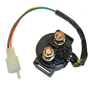 NEW Starter Solenoid Relay Honda 1800 GL1800 Goldwing 2001 2002 2003 2004 2005 2006 2007 2008