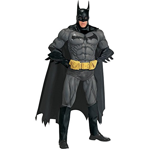 Men's DC Comics Collector Batman Costume