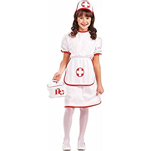 Amazon.com: Classic Nurse Kids Costume - Small: Toys & Games