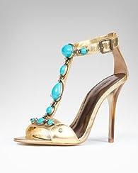Gia Embellished Sandal