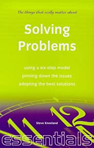 "Cover of ""Solving Problems (Essentials)"""