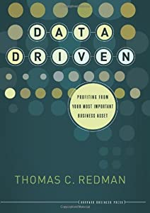 "Cover of ""Data Driven: Profiting from You..."