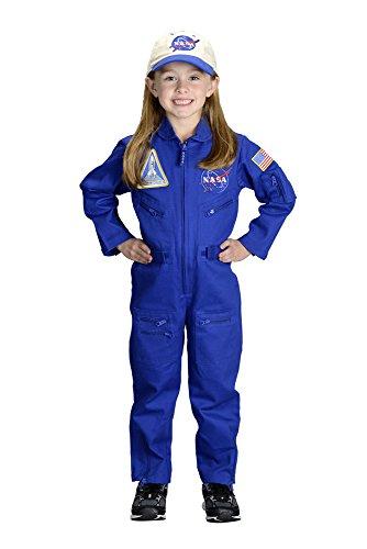 Aeromax Flight Suit (Child 6-8) ⋆ My Astronaut Costume