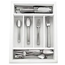 Lenox Tin Can Alley 90-Piece Flatware Set, Service for 12
