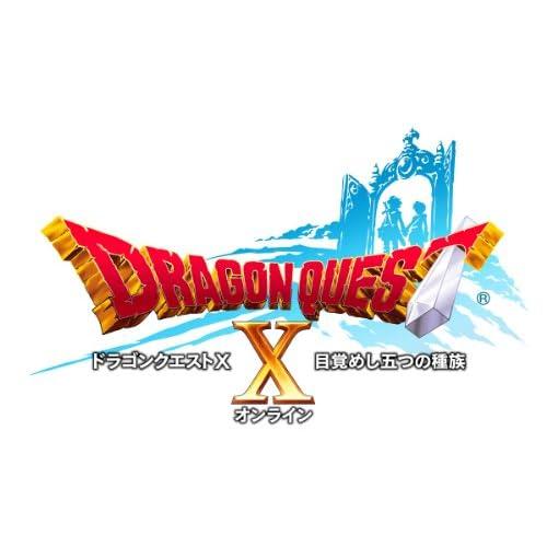ドラゴンクエストX 目覚めし五つの種族 オンライン(通常版)
