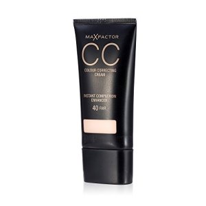Max-Factor-CC-Colour-Correcting-Cream-SPF10-30ml-Sealed-40-Fair