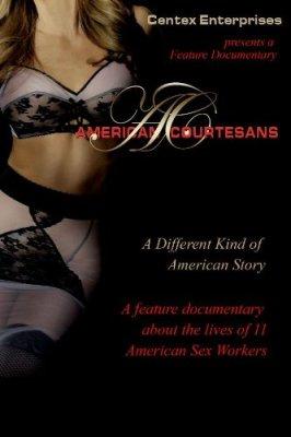 American Courtesans, documentary film starring elite escort Kristen DiAngelo