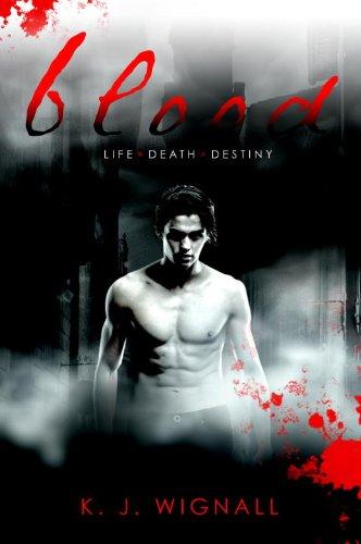 Blood (Mercian Trilogy, #1)