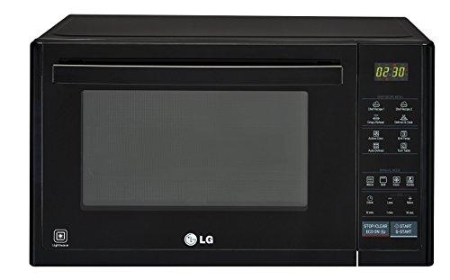 LG MJ 3294 BAB Mikrowelle (900 W, 32 L Garraum, Grill, Heißluft) schwarz