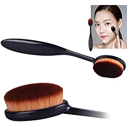Susenstone Kosmetik Make-up Face Powder Rouge Zahnbürste Curve Grundlagen-Bürste