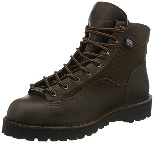 stumptown by danner men 39 s light ii hiking boot dark brown 9 5 ee us. Black Bedroom Furniture Sets. Home Design Ideas