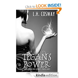 Tegan's Power (The Ultimate Power Series #4)