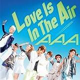 Love Is In The Air (CD+DVD) (ジャケットA)