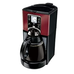 Mr. Coffee FTX49 12-Cup Programmable Coffeemaker