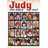 Cover of the Judy annual, 1967