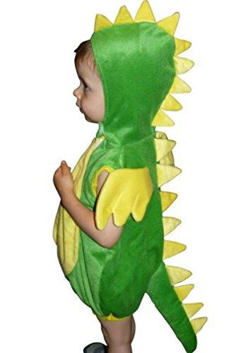 Fantasy World Boy's F82 Dragon Costume 4t