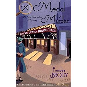 A Medal For Murder: A Kate Shackleton Mystery