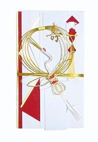 のし袋 婚礼用 御祝儀袋 水引鶴 上質紙使用