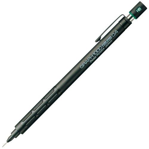 ぺんてる シャープペン グラフ1000 フォープロ 0.4mm PG1004