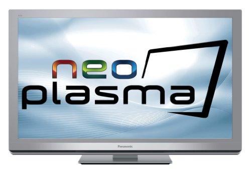 Panasonic Viera TX-P42GW30S 106 cm (42 Zoll) NeoPlasma-Fernseher, Energieeffizienzklasse C (Full-HD, 600Hz sfd, DVB-T/-C/-S, CI+) glänzend silber