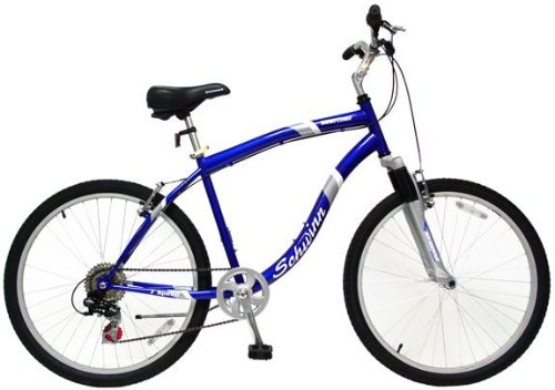 Schwinn Searcher Bike (26-Inch, Blue) | Bikes New The Best