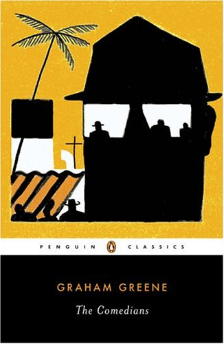 Cover of The Comedians (Penguin Classics) by Graham Greene