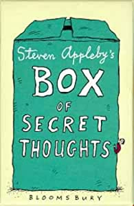 "Cover of ""The Secret Thoughts (Secret Tho..."