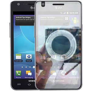 Samsung Galaxy S II (AT&T) i777 Mirror Screen Protector