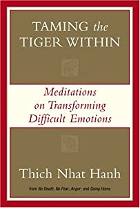 "Cover of ""Taming the Tiger Within"""
