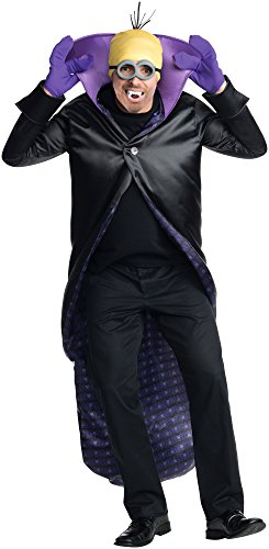 Rubie's Costume Co Men's Minions Dracula Costume