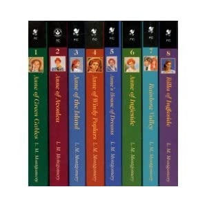 Anne of Green Gables: Green Gables / Avonlea / Island / Windy Poplars / House of Dreams / Ingleside / Rainbow Valley / Rilla of Ingleside (8 Volume Set)