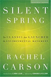 "Cover of ""Silent Spring"""