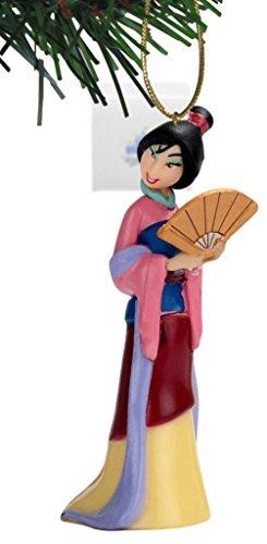 Disney Princess Mulan Holiday Ornament
