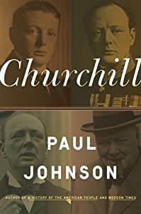 "Cover of ""Churchill"""