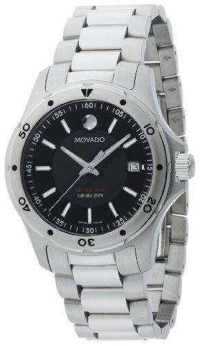 Movado Men's 2600074 Series 800 Performance Steel Bracelet Watch