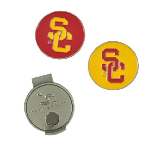USC Hat Clip and Ball Markers