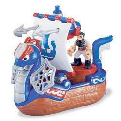Amazon.com: Imaginext Adventures: Royal Ship: Toys & Games