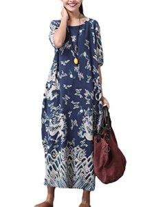 Minibee-Womens-Dragon-Print-Pattern-Clothing
