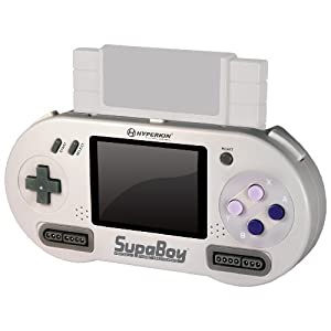 SNES Portable From Hyperkin